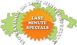 last minute specials for st john villa rentals